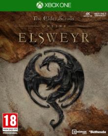 The Elder Scrolls Online Elswyr 2019 Game Cover