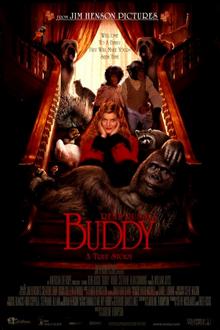 Buddy 1997 Poster