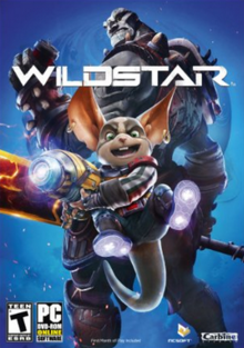 WildStar 2014 Game Cover