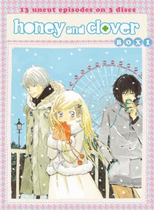 Honey and Clover 2009 DVD Cover