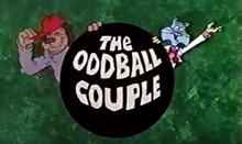 The Oddball Couple 1975 Title Card
