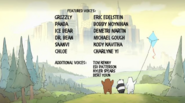 We Bare Bears Episode 111 2018 Credits