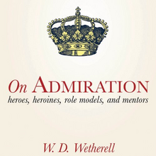 On Admiration 2013 CD Cover