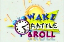 Wake, Rattle & Roll 1990 Title Card