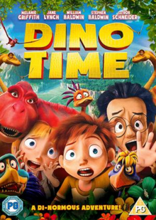 Dino Time 2015 DVD Cover