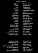 Victim Number 8 Episode 4 2019 Credits
