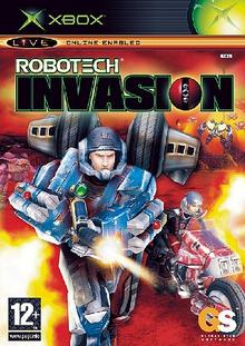 Robotech Invasion 2004 Game Cover