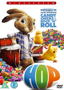 Hop 2011 DVD Cover