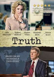 Truth 2015 DVD Cover