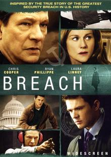 Breach 2007 DVD Cover