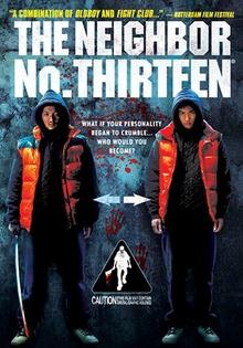The Neighbor No. Thirteen 2006 DVD Cover