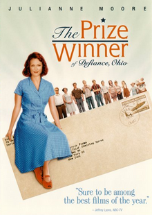 The Prize Winner of Defiance, Ohio 2005 DVD Cover