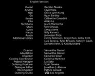 Japan Sinks 2020 Episode 5 2020 Credits