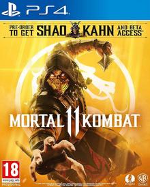 Mortal Kombat 11 2019 Game Cover