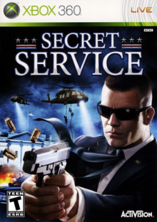 Secret Service 2008 Game Cover
