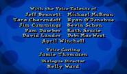 Disney's 101 Dalmatians Season 1 Episode 9 No Train, No Gain 1997 Credits