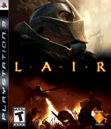 Lair 2007 Game Cover