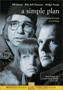 A Simple Plan 1998 DVD Cover