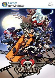 Skullgirls 2012 Game Cover