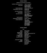 Scissor Seven Episode 1 2020 Credits
