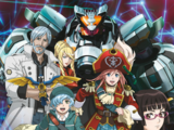 Bodacious Space Pirates: Abyss of Hyperspace (2016)