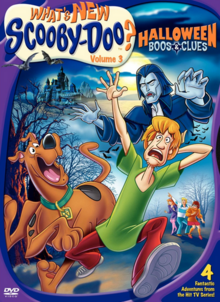 What's New, Scooby-Doo 2002 DVD Cover