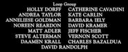 Election 1999 Credits