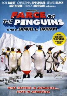 Farce of the Penguins 2007 DVD Cover