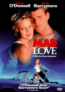 Mad Love 1995 DVD Cover
