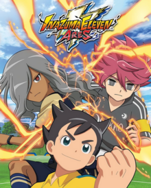 Inazuma Eleven Ares 2019 Poster