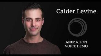 Calder Levine - Animation - Voice Over Demo Reel