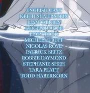 Sailor Moon Crystal Dub Credits Eps1-13 2