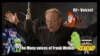 The Many Voices of Frank Welker (80+ Characters Featured) HD High Quality