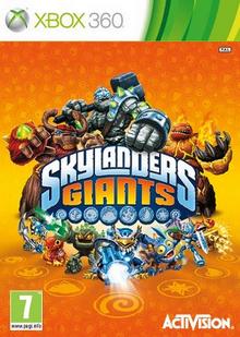 Skylanders Giants 2012 Game Cover
