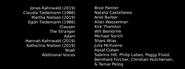 Dark Season 2 2019 Credits