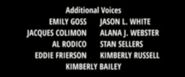 Blood Brother 2018 Credits