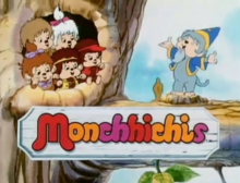 Monchhichis 1983 Title Card