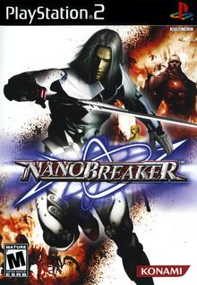 Nano Breaker 2005 Game Cover