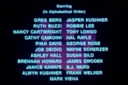 Pound Puppies and the Legend of Big Paw 1988 Credits
