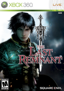 The Last Remnant 2008 Game Cover