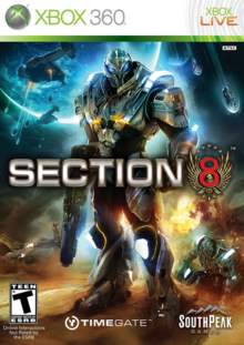 Section 8 2009 Game Cover
