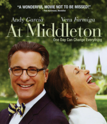 At Middleton 2013 Blu-Ray Cover