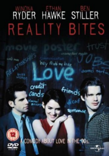 Reality Bites 1994 DVD Cover
