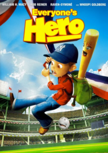 Everyone's Hero 2006 DVD Cover