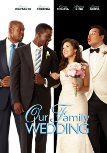 Our Family Wedding 2010 DVD Cover