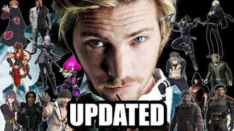 "The Many Voices of ""Troy Baker"" In Video Games (Updated)"