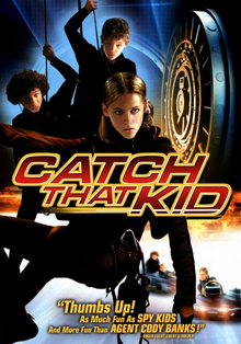 Catch That Kid 2004 DVD Cover