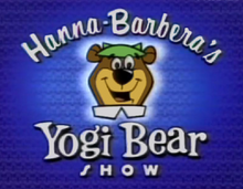 Hanna Barbera's Yogi Bear Show 1988 Title Card