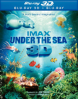 IMAX Under the Sea 3D 2009 Blu-Ray Cover
