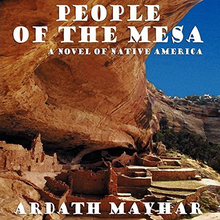 People of the Mesa A Novel of Native America 2012 CD Cover